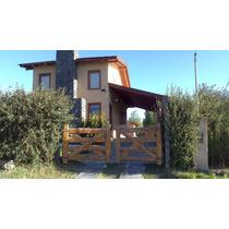 Casa En Barrio Arbolado. Villa Gral. Belgrano. Los Reartes