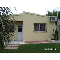 Casa Cómoda Para 2 Personas San Jose, Colón, Entre Ríos.
