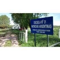 3 Hectareas En B° Santa Rosa De Cañuelas