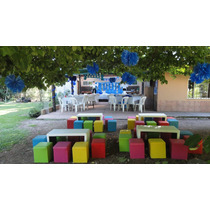 Quinta-salon Para 60 Pers-diseñopaisajístico- Moreno-6000 M2