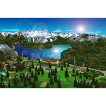 Cabaña Bariloche Spa Pileta Www.estanciadelcarmen.com.ar