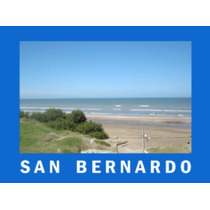 San Bernardo Frente Al Mar -excelente Vista! Semana Santa