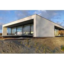Casa Industrializada Americana Minimalista Alta Gama