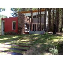 Bosque De Mar Azul - Hermosa Casa De Diseño Ofert 20/3-5/4