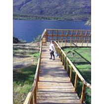 Terreno Venta Cushamen Lago Epuyen Chubut 5500m2 Y 2 Casas