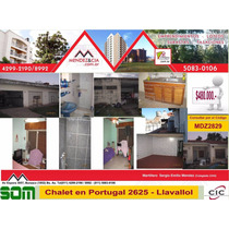 Casa Con Local En Llavallol - Mdz2829