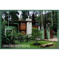 Alquiler Cabaña Mar Del Plata Bosque Peralta Ramos