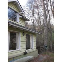 Casa Cabaña En Alquiler 2 Amb Bosque Parrilla Jardin Centro