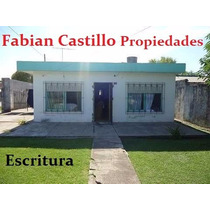 Vendo Casa En Rafael Calzada