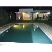 Club Privado Frente Al Rio , Casa Con Pileta , 8 A 10 Perso