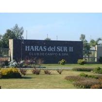 Lote En Haras Del Sur Ii- La Plata