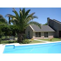 Casa Quinta Alquiler En Mercedes Marzo Disponible