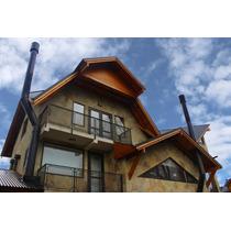 Hermosa Cabaña Para 10 Personas Y Vistas Al Cerro Chapelco!!