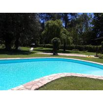 Alquiler Temporada Casa Quinta Fátima Pilar Marzo 2016