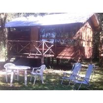 Alquiler Cabaña Delta Tigre Isla Promoción Primavera Verano
