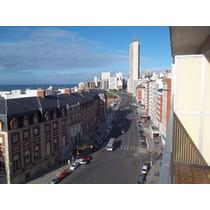 Alquilo Depto. Mar Del Plata Frente Al Mar Y Casino Prov.!!
