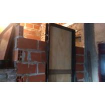 Casa En Construcción A Terminar Y Terreno Para Garage