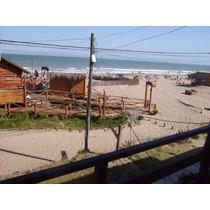 Frente Al Mar, 3 Ambientes Con Cochera Verano 2015