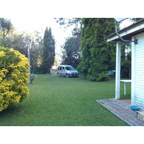 Casa Quinta Familiar En Gral. Rodriguez - Parque Orense