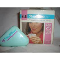 Lima De Uña A Pila Wahl Nailcare Kit