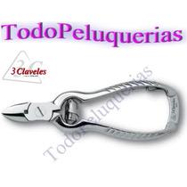 Alicate Para Uñas Profesional 6527 Marca 3 Claveles * España
