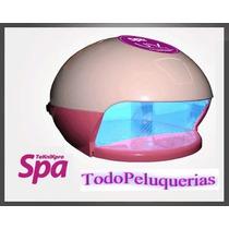 Kit Cabina Uv Para Uñas Gelificadas C/geles* Todopeluquerias