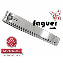 Alicate Corta Uñas Mundial Prof. Manicuria. Faguer Nails