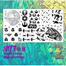 Placa Vitto 11 - Stamping De Uñas