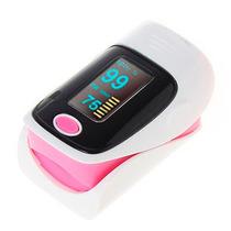 Oximetro Pulso Saturometro Digital Curva Pediatrico Dedo
