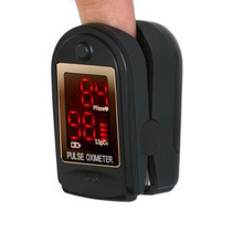 Oximetro De Pulso Saturometro Digital Con Estuche Y Correa