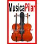 Violoncello Estudio Corelli Co C10 3/4 4/4 Musica Pilar