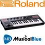 Teclado Controlador Midi 32-teclas Roland A-300pro