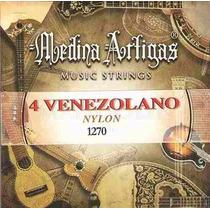 Encordado Cuerdas P/ Cuatro Venezolano Flash Musical Envios