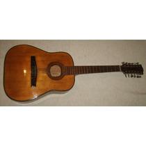 Guitarra De 12 Cuerda Hecha Por Luthier Stelio Maglia 1974