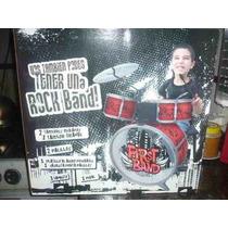 My First Band Bateria Musical Como Las Grandes! Env S/c Caba