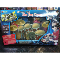 Bateria Touch Jazz Drums Pad Try Me Lanus Oferta