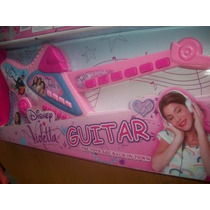 Guitarra Eléctrica De Violetta O De Monster High