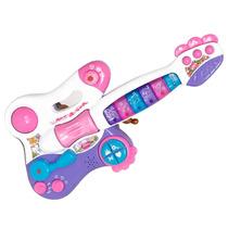 Juguete Guitarra Ditoys Princesa Interactiva 1429