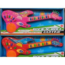 Guitarra Electronica Con Luz Y Sonidos