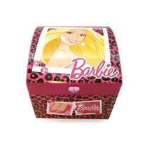 Cajita Musical Barbie Original Con Licencia