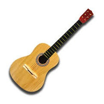 Guitarra Juguete Madera N7 Niños / Open-toys Avell 93