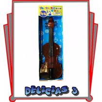 Violin Musical Kydos Fantastic 40 Cm Largo En Caja Original