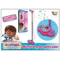 Microfono De Doctora Juguetes Con Amplificador