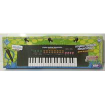 El Duende Azul Organo Musical Electronico Xml Mq3778