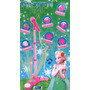 Micrófono Disney Frozen Karaoke Ctrl Volumen Caja Mp3 Celu