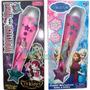 Microfono Infantil Frozen Monster High Peppa Pig O Violetta
