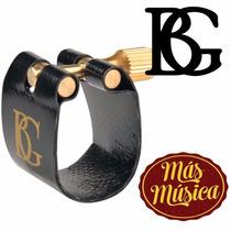 Bg Lfj9 Abrazadera Jazz Flexible Saxo Tenor Cubre Boquilla