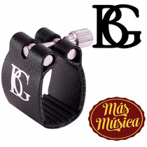 Bg L6 Abrazadera Standard Para Clarinete Cuerina C/boquilla