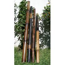 Didgeridoo - Yidaki - Nektar Bambú - Liso - Instrumento