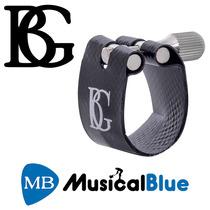 Bg Abrazadera Flexible Clarinete Lfb Incluye Cubre Boquilla